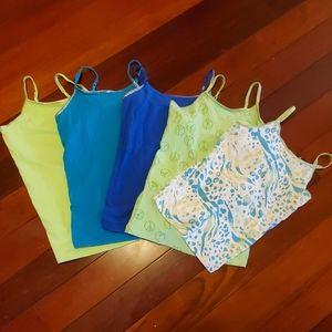 Girls tank tops/cami's